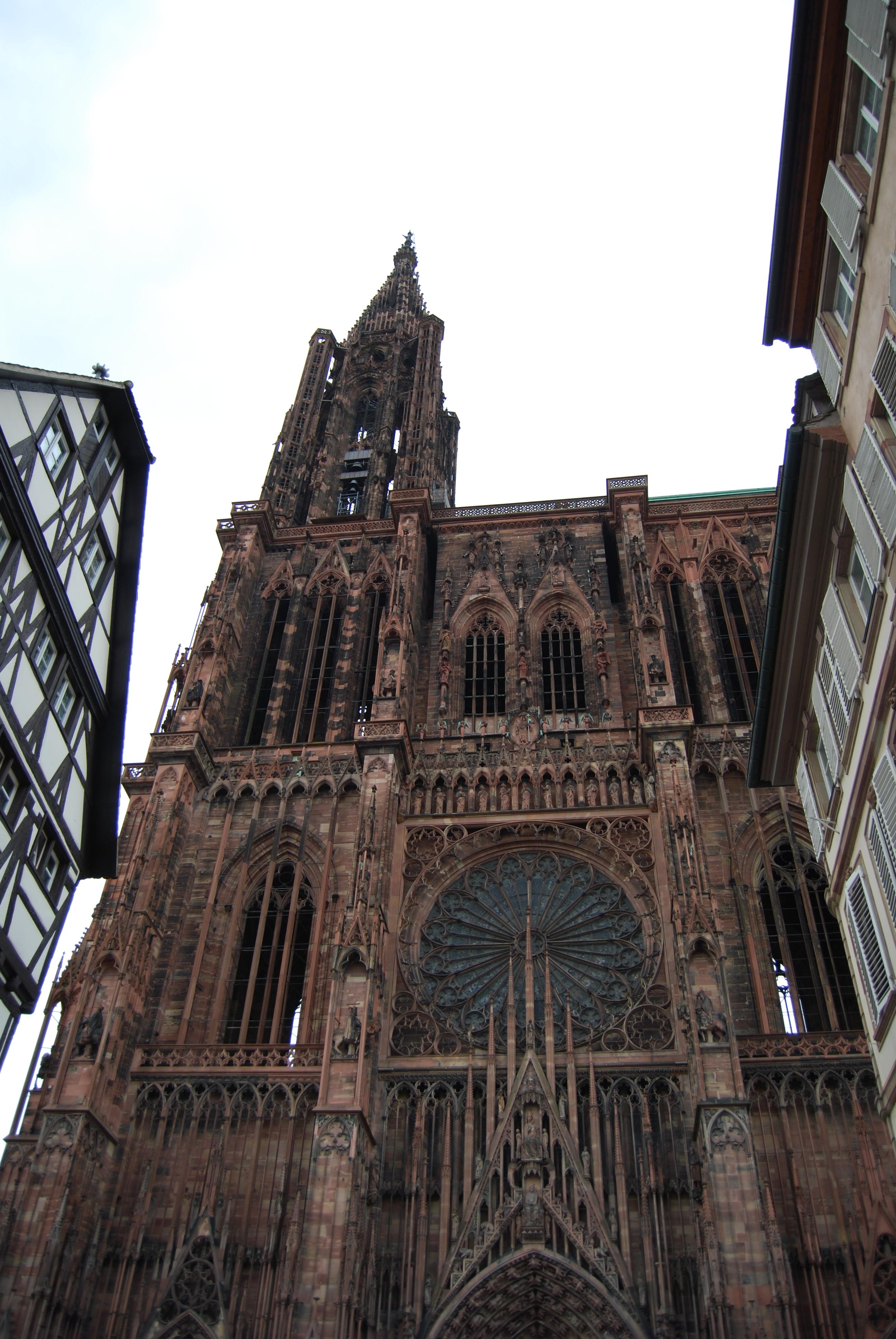 Strasbourg Cathedrale de Notre-Dame.JPG